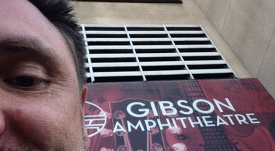 Photo of Music Venue Backstage @ Gibson Ampitheatre at 100 Universal City Plaza, Burbank, CA 91505, United States