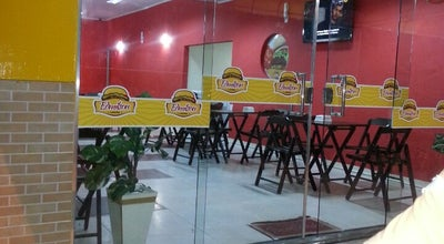 Photo of Burger Joint Edmilson Lanches at Av. Perimetral Sul, 528-b, Manaus 69055-020, Brazil