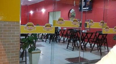Photo of Burger Joint Edmilson Lanches at Av. Perimetral Sul, 528-b, Manaus 69055-020, Brazil