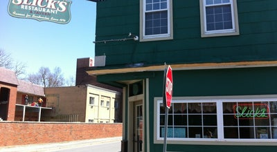 Photo of Sandwich Place Slick's Restaurant and Tavern at 127 S Ferry St, Schenectady, NY 12305, United States