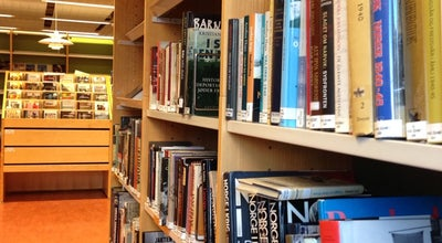 Photo of Library Kristiansand Folkebibliotek at Rådhusgata 11, Kristiansand 4611, Norway