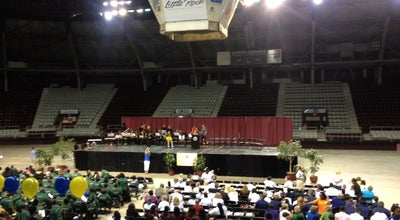 Photo of Concert Hall T. H. Barton Coliseum at 2600 Howard St, Little Rock, AR 72206, United States