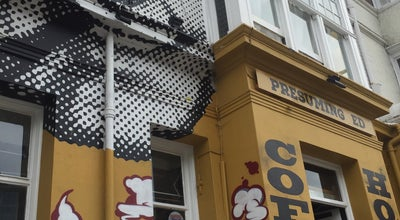 Photo of Cafe Presuming Ed at 114-115 London Rd, Brighton BN1 4LJ, United Kingdom