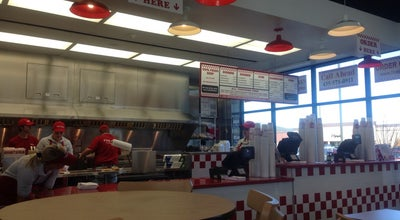 Photo of Burger Joint Five Guys Burgers & Fries at 1626 Uinta Way, Park City, UT 84098, United States