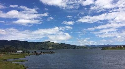 Photo of Lake Obyek Wisata Danau Diatas at Lembah Gumanti, Indonesia