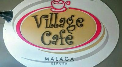 Photo of Coffee Shop Village Café at Parque Comercial Miramar, Mijas, Spain
