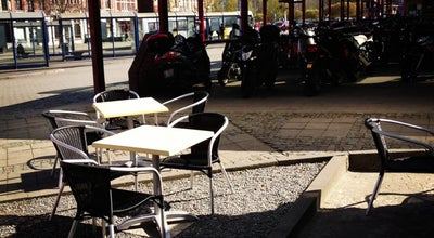 Photo of Burger Joint Op Terras Tbarakske at Statieplein, Dendermonde 9200, Belgium
