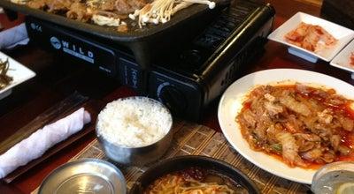 "Photo of Korean Restaurant Кафе-клуб ""Корея"" at Кооперативная, 3а, Хабаровск, Russia"
