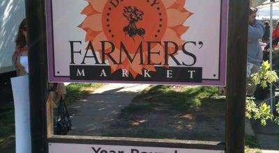 Photo of Farmers Market Del Ray Farmers' Market at Mt. Vernon Ave, Alexandria, VA 22301, United States