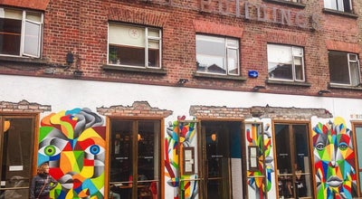 Photo of Restaurant Drury Buildings at Drury St, Dublin 2, Ireland