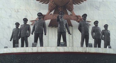 Photo of Monument / Landmark Monumen Pancasila Sakti at Jalan Monumen Pancasila Sakti, Jakarta Timur 13810, Indonesia