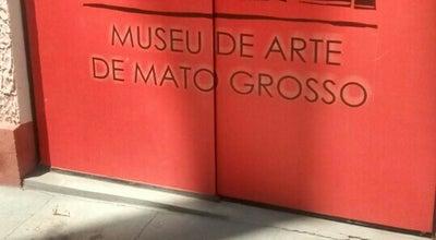 Photo of Art Museum Museu de Arte de Mato Grosso at R. Barão De Melgaço, 3565, Cuiabá, Brazil