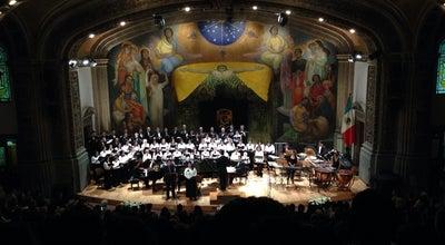 Photo of Concert Hall Anfiteatro Simón Bolívar: Música de Cámara at Justo Sierra, 16, Mexico City 06010, Mexico