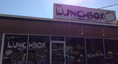 Photo of American Restaurant The Lunchbox at 295 N Magnolia Dr, Tallahassee, FL 32301, United States