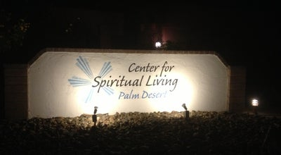 Photo of Church Center for Spiritual Living at 45630 Portola Ave, Palm Desert, CA 92260, United States