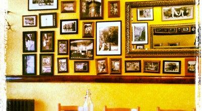 Photo of Mediterranean Restaurant Café Trocadero at Uudenmaankatu 2, Helsinki 00120, Finland