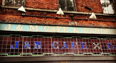 Photo of Bar The J & M Cafe at 201 1st Ave S, Seattle, WA 98104, United States