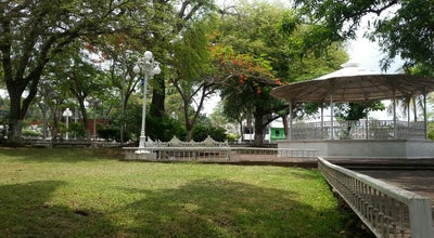 Photo of Park Parque Manuel Mestre at Paseo Tabasco, Villahermosa, Mexico