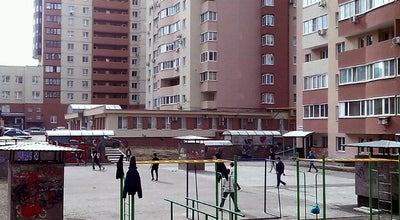 Photo of Playground Новые дворы at Ерошевского 76, город Самара, Russia