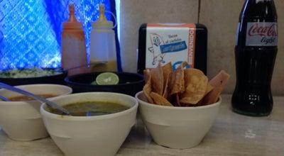 Photo of Taco Place Los Quezada (Tacos Al Carbon) at Rubidio No 101 Fracc Los Cristales, Guadalupe 67117, Mexico