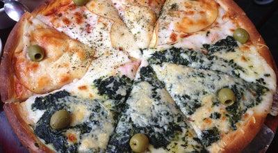 Photo of Pizza Place Central de Pizzas at Vertiz 523, México, Mexico