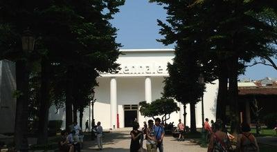 Photo of Sculpture Garden Giardini della Biennale at Venezia, Italy