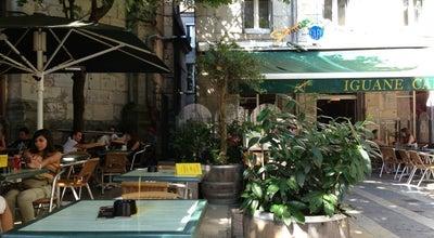 Photo of Bar Iguane Café at 14 Place Du 8 Septembre, Besançon 25000, France