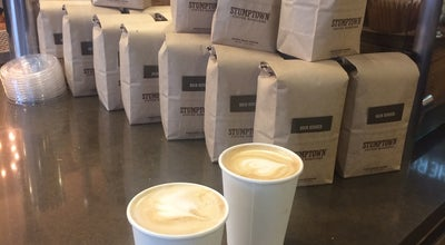 Photo of Coffee Shop Stumptown Coffee Roasters at New York, NY, United States