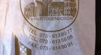 Photo of Bakery Bakkerij De Groot at Van Noremborghstraat 9, 's-Hertogenbosch 5212 NA, Netherlands