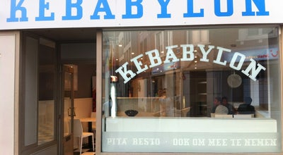 Photo of Kebab Restaurant Kebabylon at Markt 21, Tielt 8700, Belgium