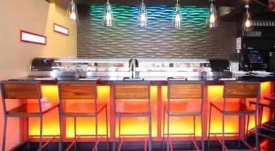 Photo of Japanese Restaurant Suteishi at 24 Peck Slip, New York, NY 10038, United States