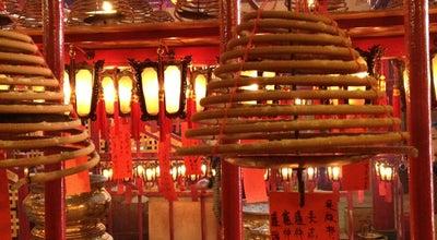 Photo of Temple Man Mo Temple at 124-130 Hollywood Rd, Sheung Wan, Hong Kong
