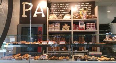Photo of Bakery Entre Pans Cafeteria at Sant Josep Oriol, Gavà 08850, Spain