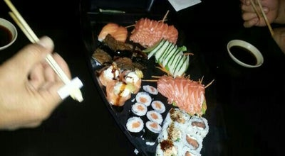 Photo of Japanese Restaurant Unagi Sushi at Rua Fortunato Mazzei, 101, Predio Q, Itapetininga 18200-545, Brazil