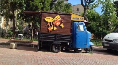 Photo of Food Truck Albayın Yeri at Küçükmustafa Paşa Parkı, Fatih, İstanbul, Turkey