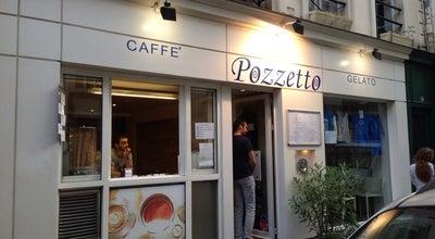 Photo of Ice Cream Shop Pozzetto at 39 Rue Du Roi De Sicile, Paris 75004, France