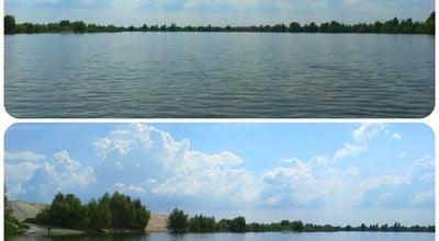 Photo of Lake Небреж / Nebrezh at Вул. Колекторна, Kyiv 02140, Ukraine
