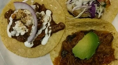 Photo of Taco Place Guisados at 8935 Santa Monica Blvd, West Hollywood, CA 90069, United States