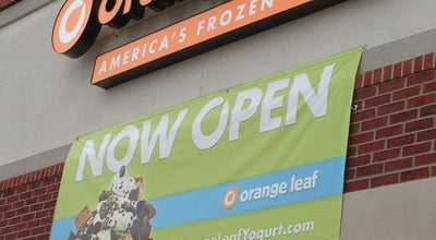 Photo of Ice Cream Shop Orange Leaf at 1917 Melody Ln, Greenfield, IN 46140, United States