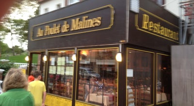Photo of French Restaurant Au Poulet De Malines at De Panne, Belgium