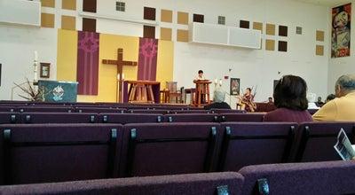 Photo of Church St John Neumann Catholic Church at 2575 W El Campo Grande Ave, North Las Vegas, NV 89031, United States