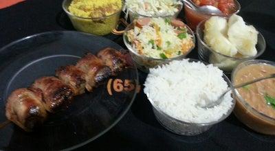 Photo of Steakhouse Lu Espetos at Avenida Agrícola Paes De Barros, Cuiabá 78000-000, Brazil