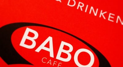 Photo of Cafe Babo Café at Bovenbeekstraat 28, Arnhem 6811 CV, Netherlands