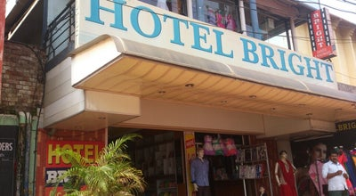 Photo of Restaurant Hotel Bright at India