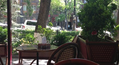 Photo of Cafe Le Petit Paris at Abovyan 23, Yerevan, Armenia