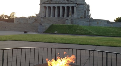Photo of Monument / Landmark Shrine of Remembrance at Birdwood Ave., Melbourne, VI 3004, Australia