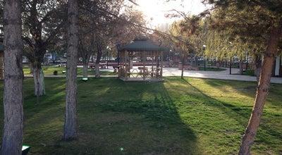 Photo of Park Kurtuluş Parkı at Van, Turkey