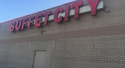 Photo of American Restaurant Buffet City at 1528 Military Rd, Benton, AR 72015, United States