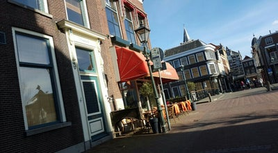Photo of Sandwich Place Cafe De Beurs Schiedam at Dam 1, Schiedam 3111, Netherlands