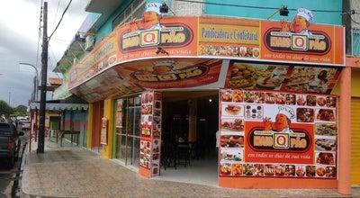 Photo of Breakfast Spot Panificadora E Confeitaria Mais Q' Pão at Armando Prado, Parintins, Brazil